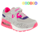 Vicco 937.Z.257 Işikli Çocuk Gri Çocuk Spor Ayakkabı