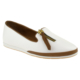 Estile 101-84 Yandan Fermuarlı Casual Beyaz Bayan Ayakkabı