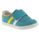 Vicco 906.Z.075 Deri Çocuk Patik Mavi Çocuk Ayakkabı
