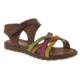 Toddler 4440 Cırtlı Kahverengi Çocuk Sandalet