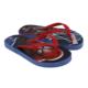 Soobe Ultimate Spider Man Erkek Çocuk Parmak Arası Terlik Kırmızı
