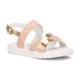 Polaris 71.509109.P Pudra Kız Çocuk Sandalet