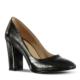 Marjin Vesar Topuklu Ayakkabı Siyah