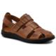 Gedikpaşalı 621111 Taba Erkek Terlik-Sandalet