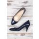 B.F.G Polo Style Lacivert Bayan Stiletto Ayakkabı