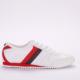 U.S. Polo Assn. Bayan Ayakkabı Napa Beyaz
