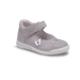 Superfit 00373-16 Bk Gümüş Kız Çocuk Deri Ayakkabı