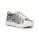 Pink Step Mellov Gümüş Kız Çocuk Sneaker Ayakkabı