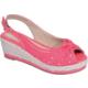 Pink Step Hazel Kırmızı Kız Çocuk Sandalet