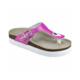 Pink Step Buse Fuşya Kız Çocuk Terlik