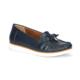 Polaris 71.157223.Z Lacivert Kadın Loafer Ayakkabı