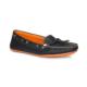 Polaris 71.155556.Z Siyah Kadın Loafer Ayakkabı