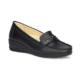 Polaris 71.157292.Z Siyah Kadın Loafer Ayakkabı