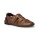 Polaris 71.156851.M Kahverengi Erkek Deri Sandalet
