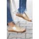 İnce Topuk File Sandalet