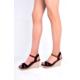 Sapin 25938 Kadın Sandalet Lacivert