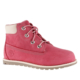 Timberland Pink Nubuck 1950B Pokey Pine 6In Boot With Bot