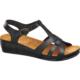 Deichmann Easy Street Kadın Siyah Sandalet