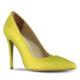 Marjin Zela Topuklu Ayakkabı Sarı