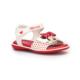 Mickey Mouse Arna Beyaz Kız Çocuk Sandalet