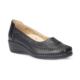 Polaris 5 Nokta 71.109603.Z Siyah Kadın Dolgu Topuk Ayakkabı