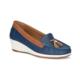Polaris 71.157257.Z Lacivert Kadın Loafer Ayakkabı