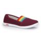Polaris 71.354986.Z Bordo Kadın Sneaker Ayakkabı