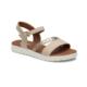 Seventeen Svs330 Hardal Kız Çocuk Sandalet