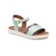 Seventeen Svs330 Yeşil Kız Çocuk Sandalet