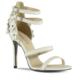 Marjin Olavo Topuklu Ayakkabı Beyaz