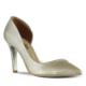 Marjin Jonas Topuklu Ayakkabı Altın