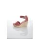 Tommy Hilfiger Kadın Sandalet Fw0Fw00442 030 Exclusive L1385Una 1D1
