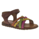 Toddler 4452 Tek Cırt Kahverengi Çocuk Sandalet