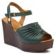 Mammamia D17Ys1225 Yeşil Terlik-Sandalet