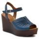 Mammamia D17Ys1225 Mavi Terlik-Sandalet