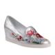 John May Silver Po- 280-31 Ladies Footwear John May Ayakkabı