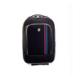 Kemeraltı Çanta 2 Tekerli Kabin Boy Günlük Valiz Siyah
