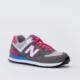 New Balance Core Plus Gri Kadın Günlük Ayakkabı