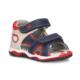 Polaris 71.509125.B Lacivert Erkek Çocuk Sandalet