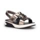 Pink Step Pappy Gümüş Kız Çocuk Sandalet