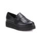 Butigo A09 Siyah Kadın Deri Ayakkabı