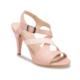 Miss F Ds17059 Pembe Kadın 545 Sandalet