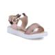 Seventeen Svs170 Altın Kız Çocuk Sandalet