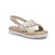 Seventeen G-C16803B Altın Kız Çocuk Sandalet