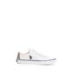 U.S. Polo Assn. Kadın Harper-Int Sneaker Ayakkabı Beyaz