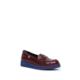 U.S. Polo Assn. Kadın K6Amelia Loafer Ayakkabı Kırmızı