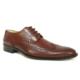 Burç Bc432 Kahverengi Klasik Abiye Erkek Ayakkabı