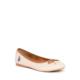 U.S. Polo Assn. Kadın Y7Leslie Ayakkabı Bej