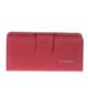 Cengiz Pakel Hakiki Deri Kadın Cüzdan CP65104 Kırmızı