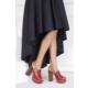 İlvi Milena 195 Sandalet Kırmızı